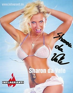Sharon da Vale Autogramme